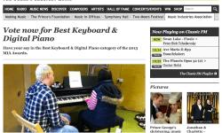 Classic FM Website