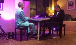 James Sargeant & Richard Bower: Late Bar (Sunday)