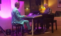 James Sargeant & Glyn Madden: Late Bar