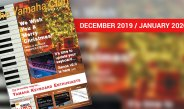 Yamaha Club Magazine: December '19 – January 2020