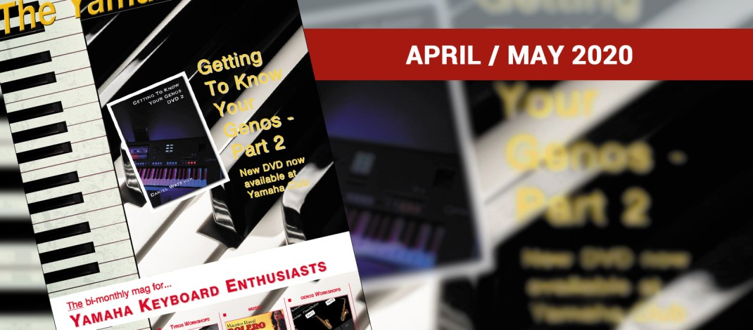 Yamaha Club Magazine: April/May edition 2020
