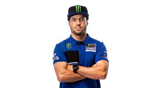 Franco Caimi – Monster Energy Yamaha Rally Team