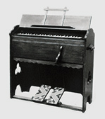 [ Image ] 1887:Torakusu Yamaha builds his first reed organ