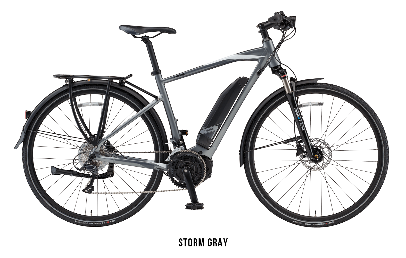 E Bicycle Cross Connect