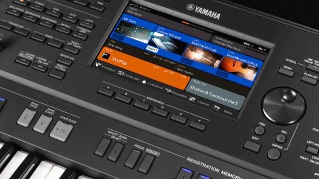 Yamaha PSR SX-900 SX-700