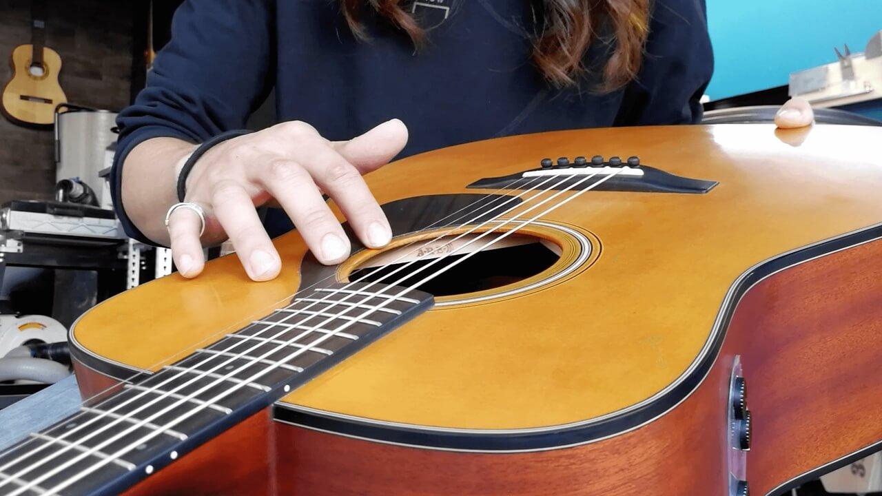 Yamaha FG 系列木吉他