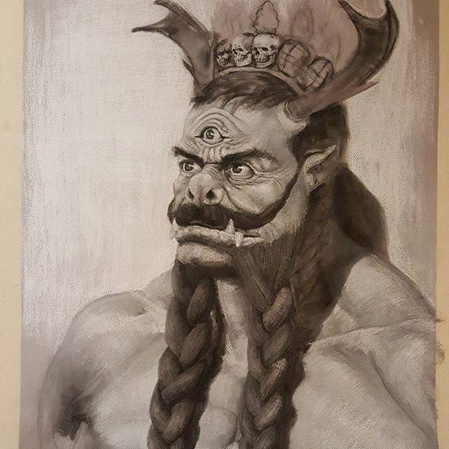 türk mitolojisi - erlik han