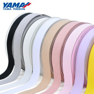 Polyester Suede Ribbon