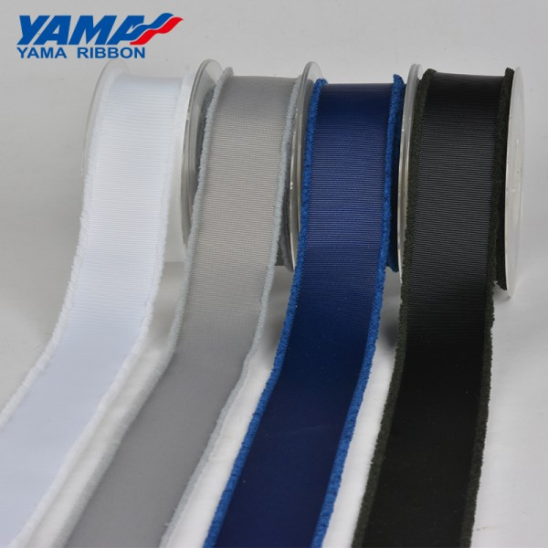 Grosgrain Fringe Ribbon