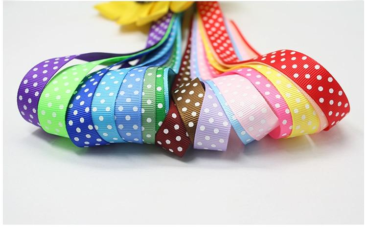 polka dot ribbon