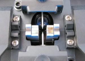 splicing fiber optic cable