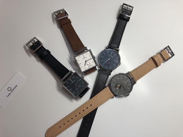 腕時計 新ブランド CARL EDMOND カールエドモンド