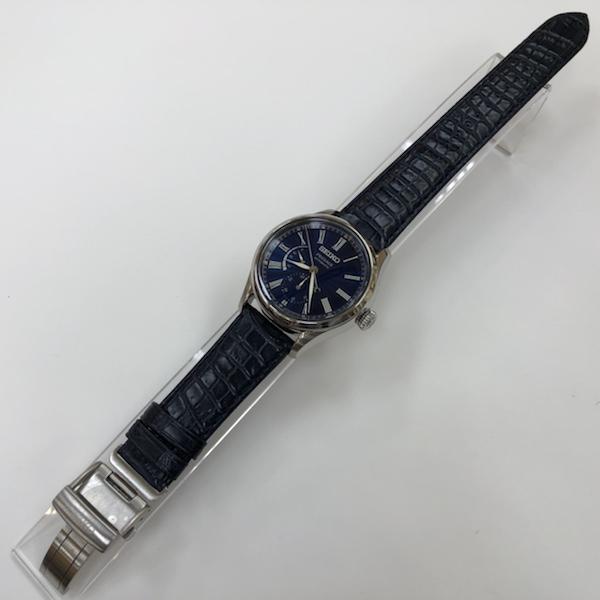 腕時計 セイコープレザージュSARW039 七宝ダイヤル数量限定モデル