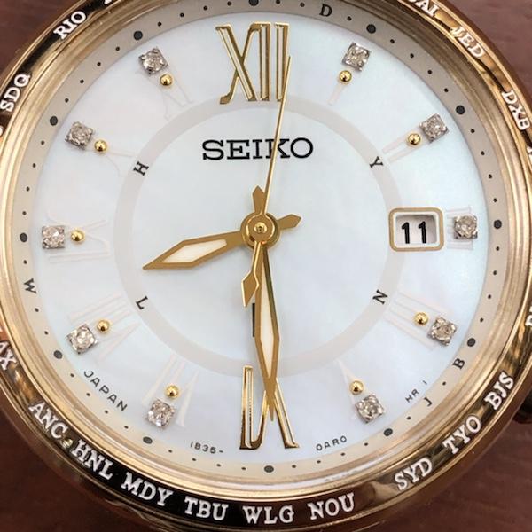 腕時計 セイコールキア限定 SSQV060