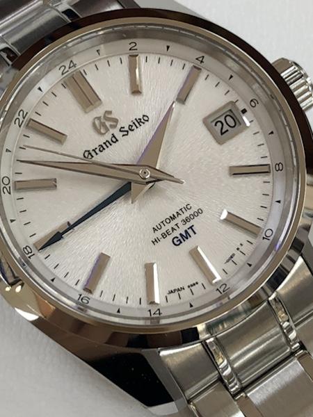 腕時計 グランドセイコー   マスターショップ限定モデル   SBGJ201   メカニカルハイビートGMT