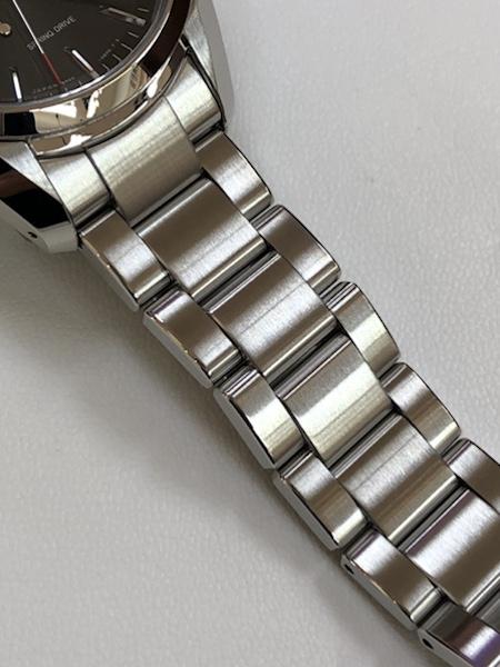 腕時計 グランドセイコー マスターショップ限定モデル SBGA273 スプリングドライブのベルト側