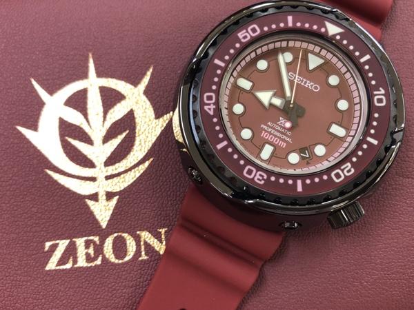 腕時計 SEIKO マリーンマスタープロフェッショナル 数量限定モデル SBDX029