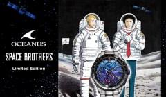 OCEANUS 宇宙兄弟コラボレーション‼︎