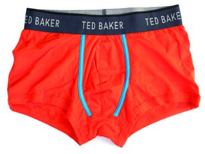 Ted Baker of London organic cotton fitted boxers, available at D.G. Bremner & Co. $47