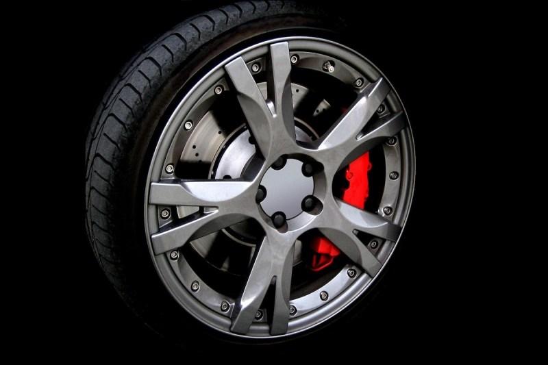 neumáticos nuevos donde van