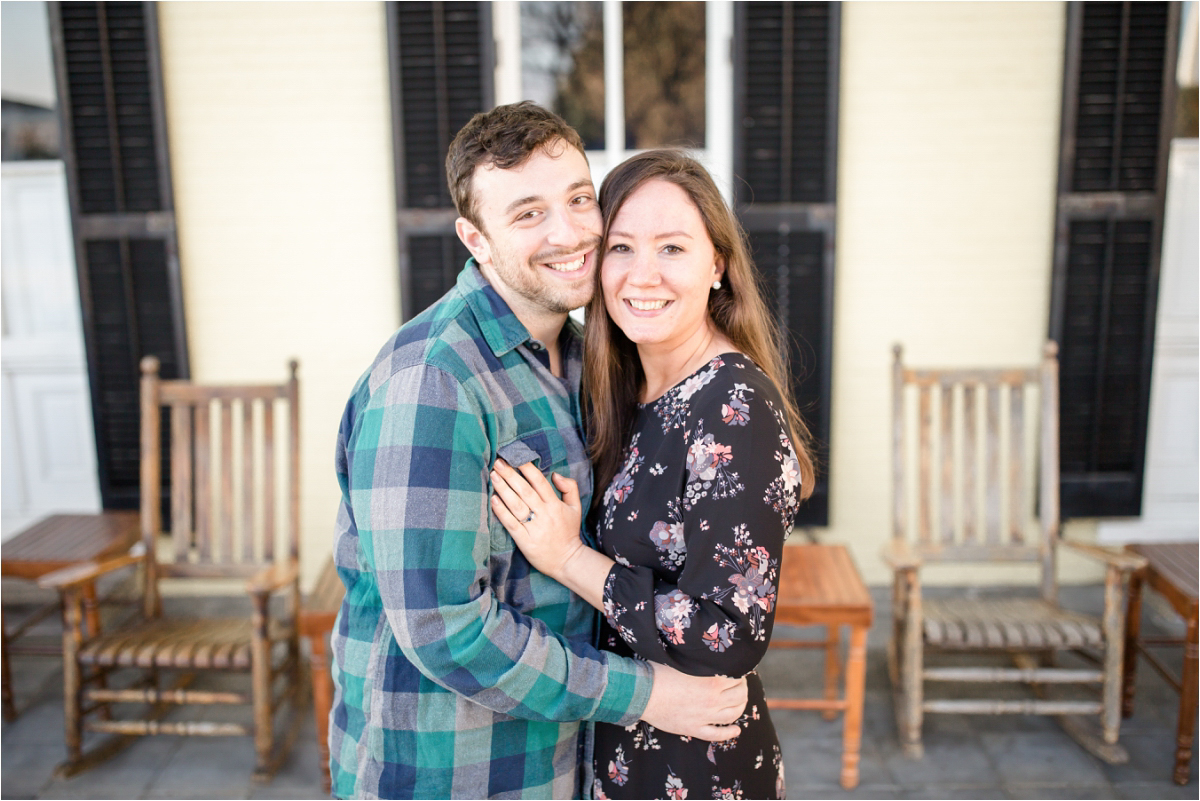 Congress Hall Cape May Engagement Session By South Jersey