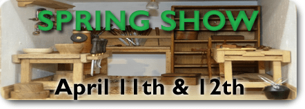 yandles woodworking show april 11th 12th sept 5th 6th
