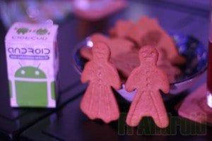 Gingerbread di Bar Android 2
