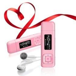 Transcend MP330 Pink, Si Cantik yang Menggoda!