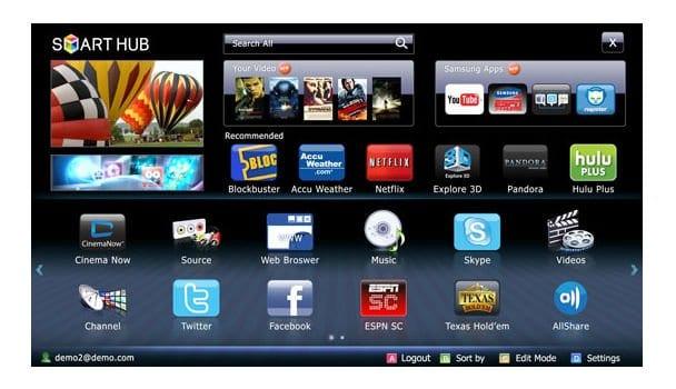 Samsung Smart TV: Evolusi TV yang Lebih Pintar