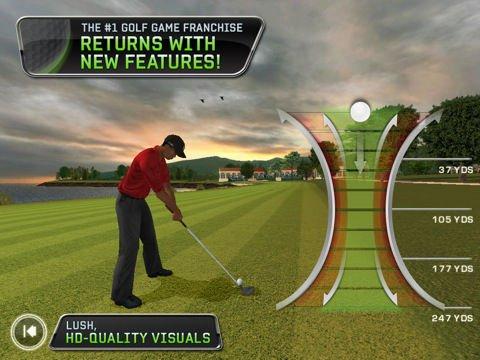Tiger Woods PGA Tour 12: Main Golf Bersama Tiger Woods