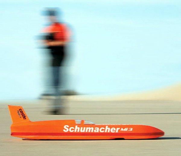 Schumacher Mi3: Mobil Remote Control Tercepat di Dunia