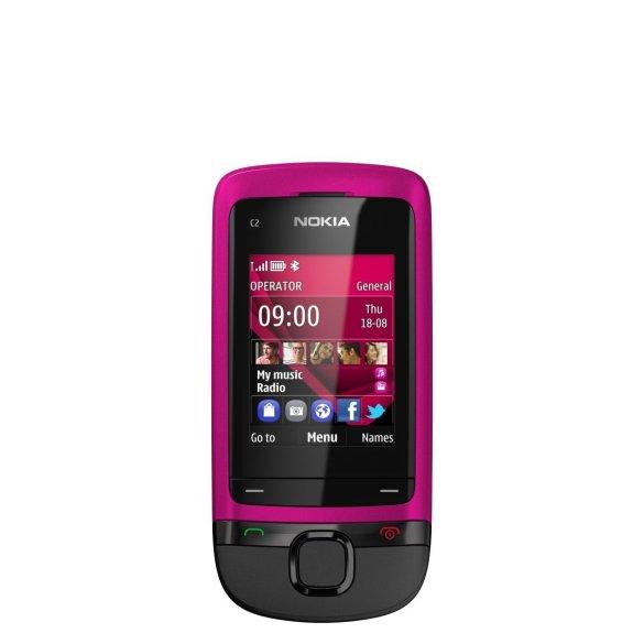 Nokia C2 05 3