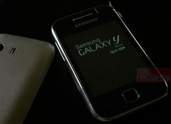 Review: Samsung Galaxy Y CDMA (SCH i509) 2