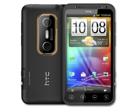 Review: HTC Evo 3D 1