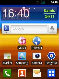 Review: Samsung Galaxy Y CDMA (SCH i509) 5