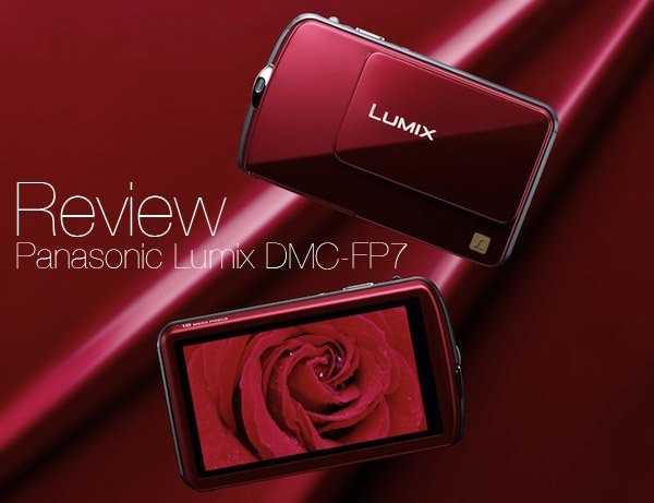 Panasonic lumix DMC fp7