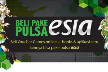 BELI PAKE PULSA-ESIA