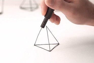 LIX: Pena Pencetak 3 Dimensi Pertama di Dunia 15 3D printer, LIX, LIX pena 3D, pulpen 3D