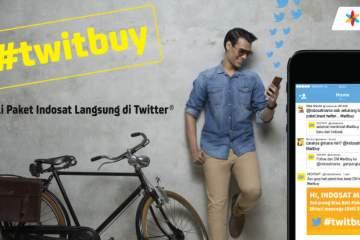 indosat #twitbuy
