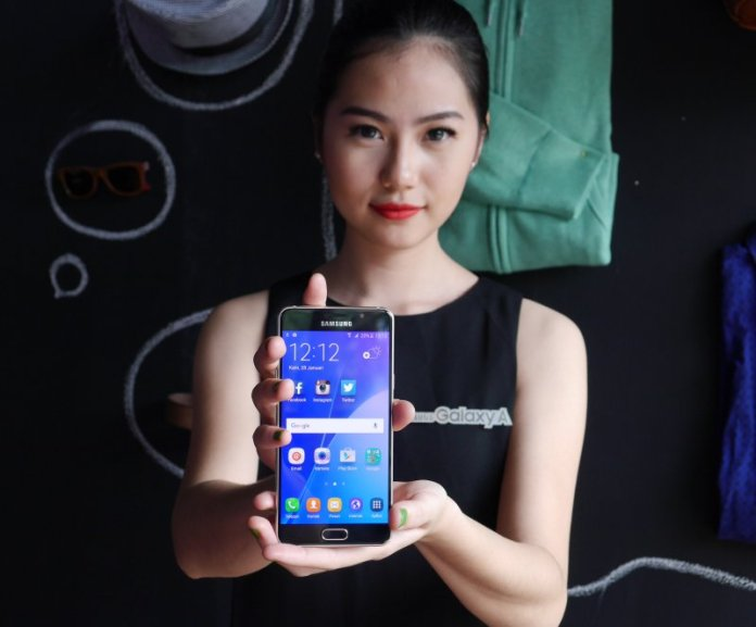 Targetkan The Next Gen A, Samsung Rilis Galaxy A Series 2016 di Indonesia