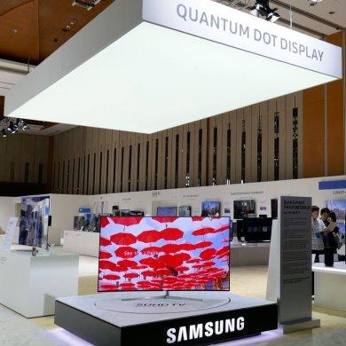 samsung forum 2016 quantum dot display