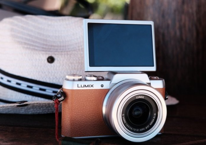 Panasonic Lumix DMC-GF8-2