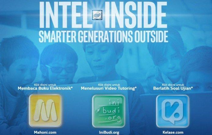 Konten Edukasi Intel