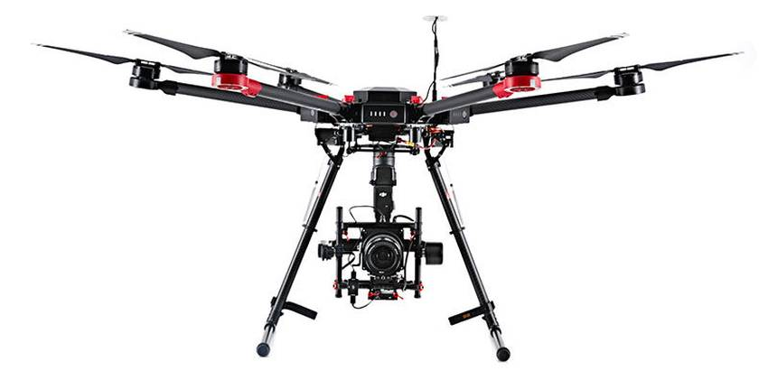 DJI dan Hasselblad Umumkan Drone dengan Kamera Medium