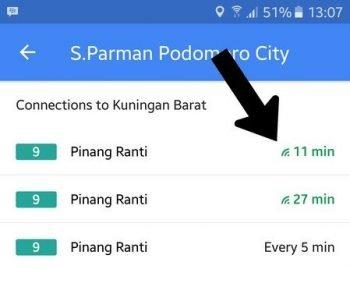 Google Maps bus TransJakarta (6)