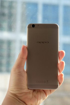 Review Oppo F1s 1