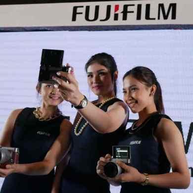 fujifilm X A3 launch 2
