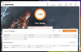 Firestrike Lenovo ideapad Y900