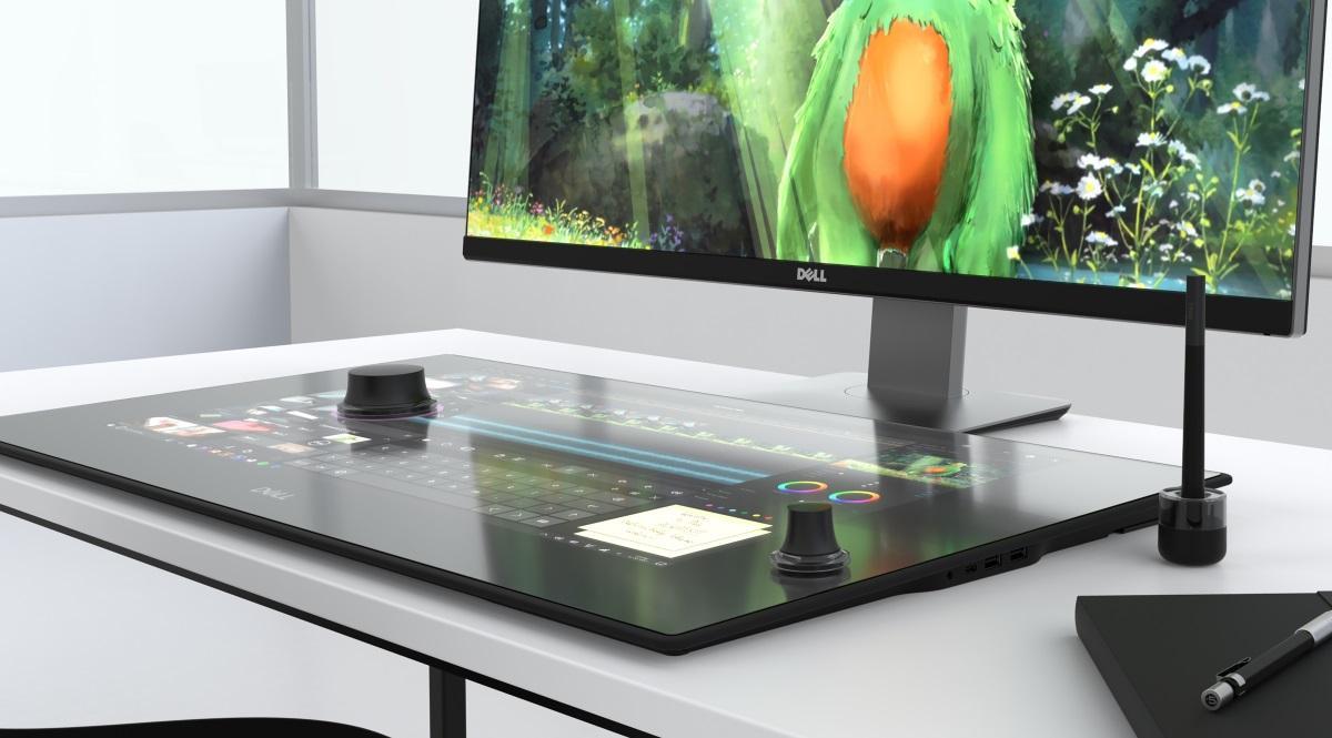 Dell Canvas 27: Monitor Canggih Untuk Para Pekerja Kreatif
