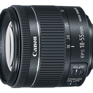 Canon EF S18 55mm F4 5.6 IS STM 1